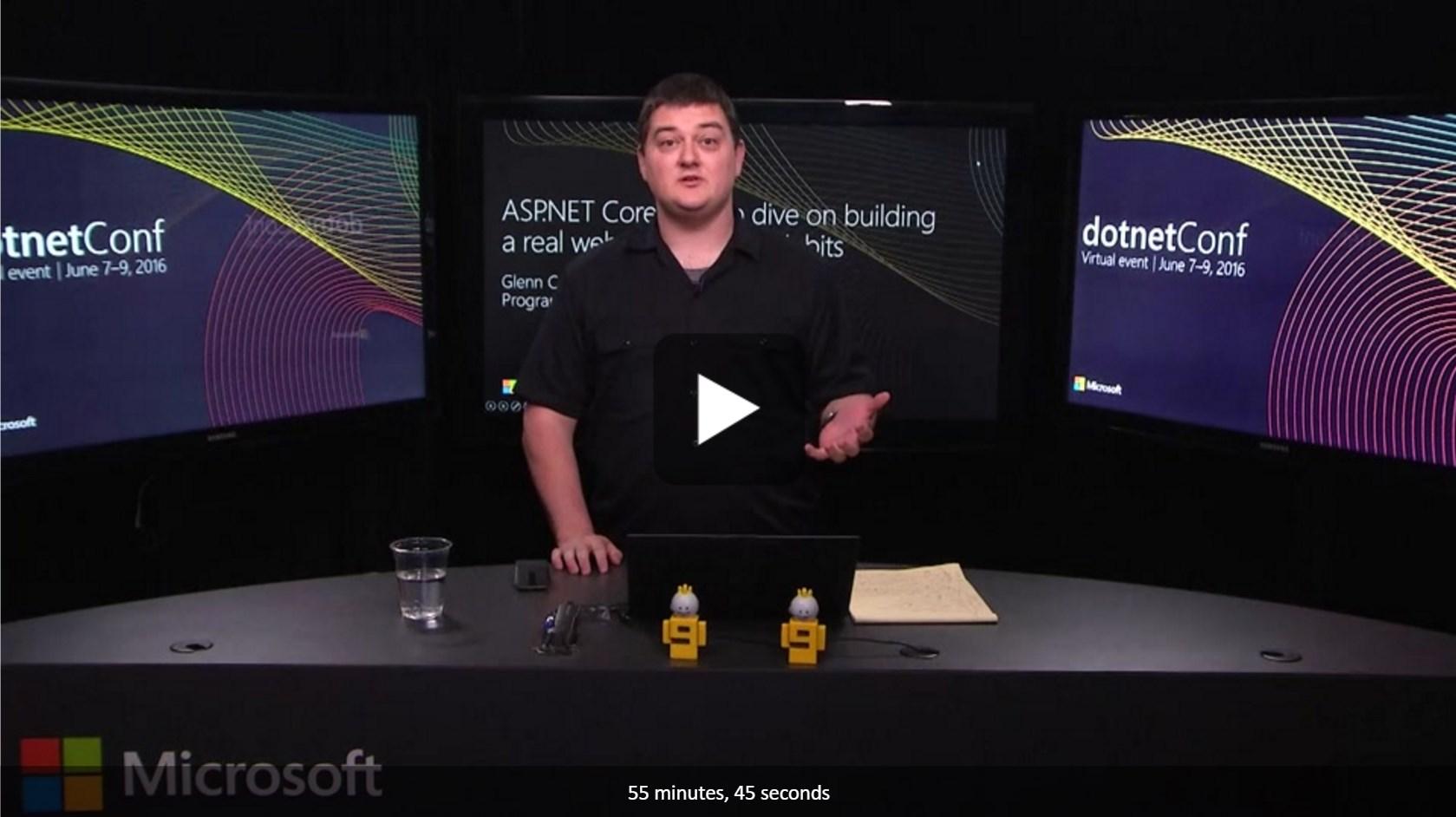ASP.NET Core Deep Dive
